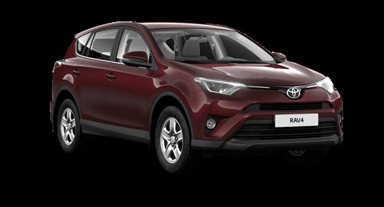 Toyota RAV 4 - Автокредит 6,5%