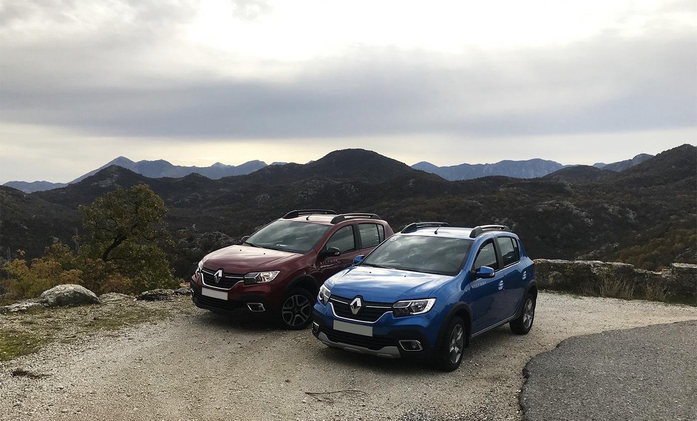 В Россию приехал новый Renault Logan Technology